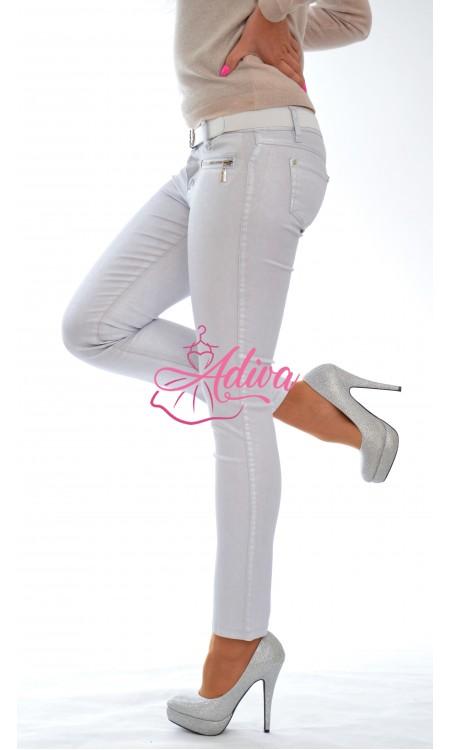 Luxusné nohavice SILVER